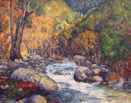 Autumn, Matilija Creek
