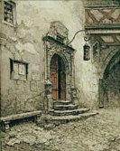 Rothenburg, City Hall Gate