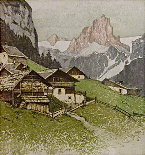 Alpine Village, Dolomites