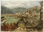 Salzburg, General View
